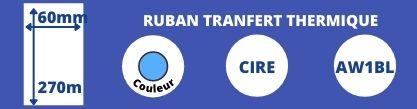 Cire bleu aw1bl